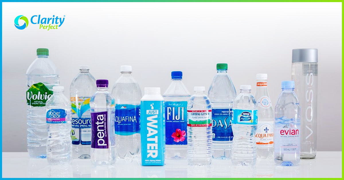 Alkaline Water Comparison Brands